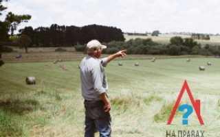 Погрешность при межевании земельного участка: каков допустимый показатель её по GPS