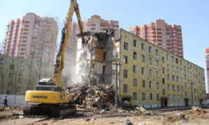 Снос пятиэтажек несносимых серий: когда по плану будут сносить домов с кодом 1-510, 1-515