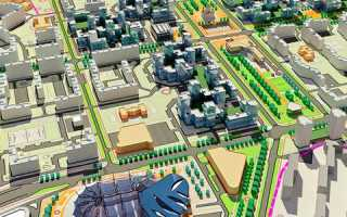 Проект планировки и межевания территории застроенного земельного участка для перераспределения