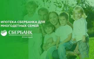 Ипотека многодетным семьям и её погашение: льготы молодым родителям с тремя и более детьми