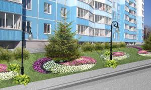 Ремонт придомовой территории многоквартирного дома: образец заявления на реконструкцию