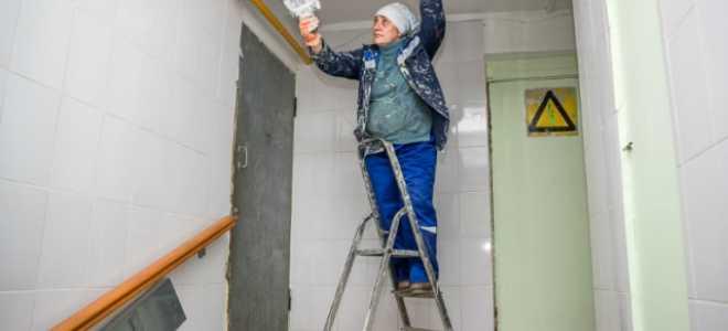 Ремонт в подъезде многоквартирного дома: чья это обязанность – управляющей компании или жильцов